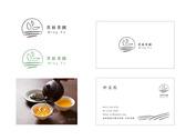 茗裕茶園 LOGO & 名片設計