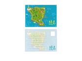 綠島明信片