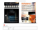 ROLAND-LX705 POSTER