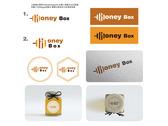 Honey Box logo desig