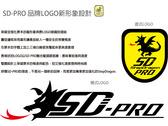 SD-PRO品牌形象LOGO