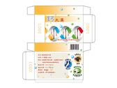 鼎盛堂鈣大漢食品紙盒設計
