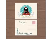 台灣聖誕明信片