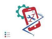 手機維修公司LOGO設計