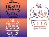花蘋菓logo設計