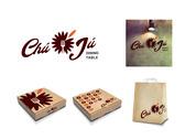 Chú Jú餐桌logo設計