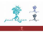 女王品牌-logo商標設計