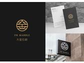 大金石材LOGO名片設計