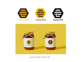 Honey BOX LOGO設計