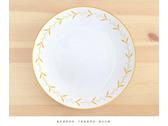 西餐瓷器餐具邊框提案