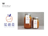 花蘋菓 LOGO