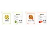 NEO07Studio 水果乾包裝設計