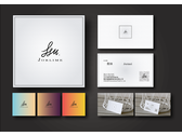 喬莉媚-logo/名片設計
