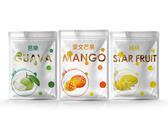 天然水果乾外包裝設計