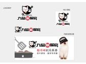 九品鏟屎官-logo以及粉絲頁橫幅
