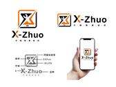X-Zhuo 手機維修公司LOGO設計