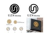 UZN Derma 英文LOGO設計