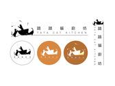 踏踏貓廚坊餐廳LOGO設計