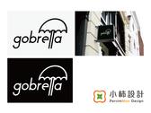雨傘品牌LOGO設計-gobrella