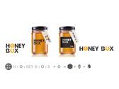 Honey BOX 蜂蜜品牌LOGO