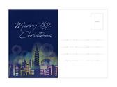 台灣聖誕節明信片