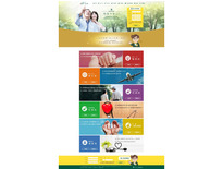 AVIVA第一金人壽 簡易保專案 專案任務 製作乾淨吸引人的簡易保專案頁面 收集潛在顧客名單 提高會員數 提高保險銷售額 專案截圖-Paul Liao (博璽行銷)